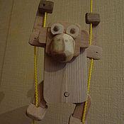 Куклы и игрушки ручной работы. Ярмарка Мастеров - ручная работа Обезьянка-карьерист. Handmade.