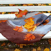 Аксессуары handmade. Livemaster - original item Wraps: Favorite October. Handmade.