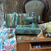 Для дома и интерьера ручной работы. Ярмарка Мастеров - ручная работа Швейная машинка Charme Paris. Handmade.