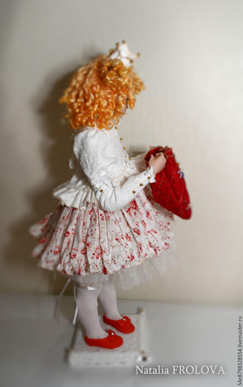 Куклы из полимерной глины своими руками мастер класс фото