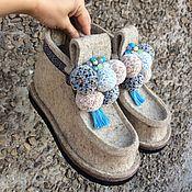 Обувь ручной работы handmade. Livemaster - original item Women