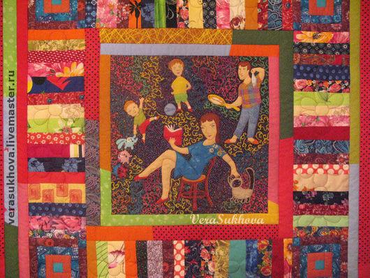 Центральный мотив одеяла
