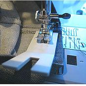 Материалы для творчества ручной работы. Ярмарка Мастеров - ручная работа Приспособление для трудных мест для швейной машины. Handmade.