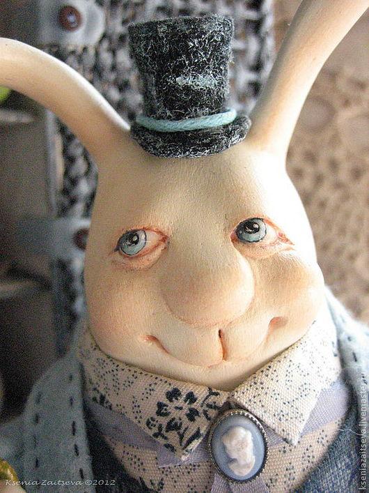 """Сказочные персонажи ручной работы. Ярмарка Мастеров - ручная работа. Купить """"пятичасовой чай""""( five oclock tea). Handmade."""