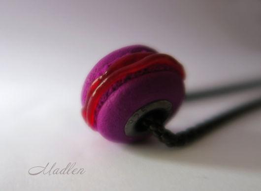 Браслеты ручной работы. Ярмарка Мастеров - ручная работа. Купить Макарон...шарм для пандоры. Handmade. Шарм, пандора, шарм пандора