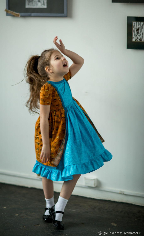 Платье с пёршками, Платья, Кострома, Фото №1