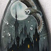 Украшения handmade. Livemaster - original item In the light of the moon.... Handmade.