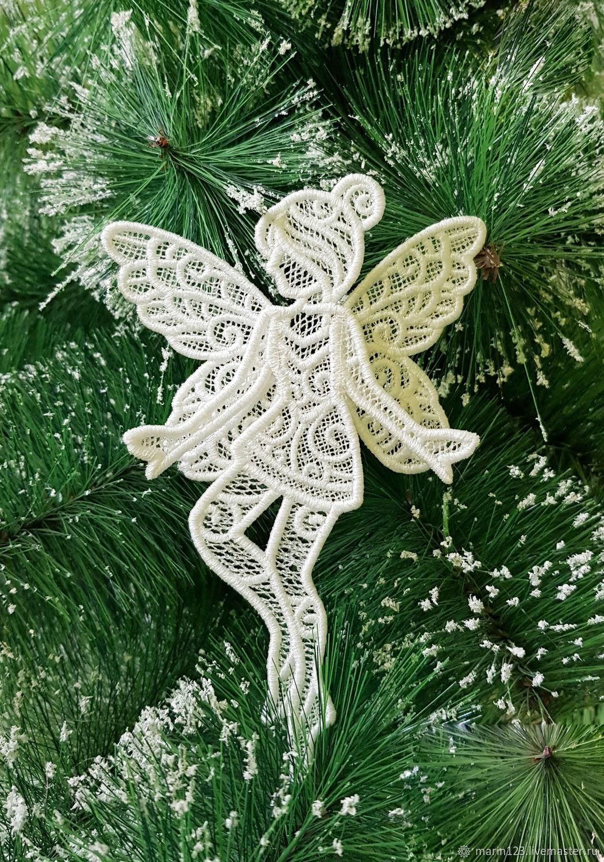 Fairy on Christmas tree, Christmas decorations, Samara,  Фото №1