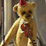 Куклы и игрушки ручной работы. Ярмарка Мастеров - ручная работа Мой милый скрипач)). Handmade.