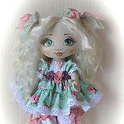 Куклы и игрушки ручной работы. Ярмарка Мастеров - ручная работа Ангелина. Интерьерная кукла. Ласковый ребёнок). Handmade.