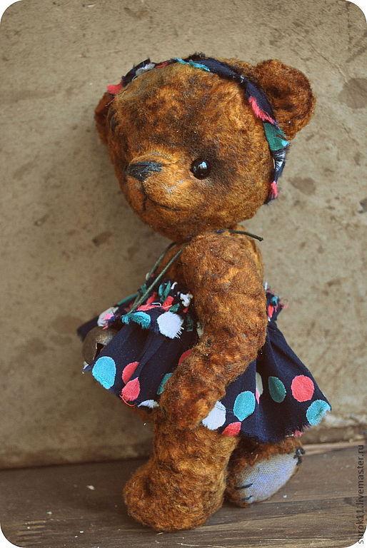Мишки Тедди ручной работы. Ярмарка Мастеров - ручная работа. Купить Тая. Handmade. Коричневый, мишка ручной работы