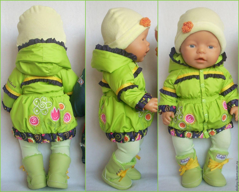 Куртка на куклу своими руками 38