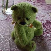 """Куклы и игрушки ручной работы. Ярмарка Мастеров - ручная работа Вязаный медвежонок """"Apple"""". Handmade."""