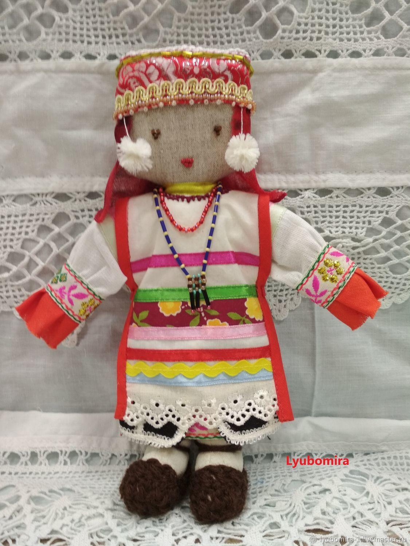 Кукла Ярослава, Народная кукла, Санкт-Петербург,  Фото №1
