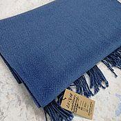 handmade. Livemaster - original item Scarves: Hand woven scarf Merino cashmere. Handmade.
