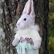 Куклы и игрушки ручной работы. Ярмарка Мастеров - ручная работа Вересковая Зая. Handmade.