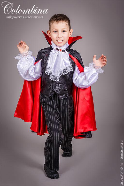 костюм графа Дракулы-119 – купить в интернет-магазине на ... - photo#4