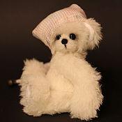 Куклы и игрушки ручной работы. Ярмарка Мастеров - ручная работа медведь Тоша. Handmade.