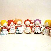Куклы и игрушки ручной работы. Ярмарка Мастеров - ручная работа Кукла На счастье или Ржевское счастье. Handmade.