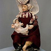 """Куклы и игрушки ручной работы. Ярмарка Мастеров - ручная работа авторская кукла """"Герцогиня"""". Handmade."""