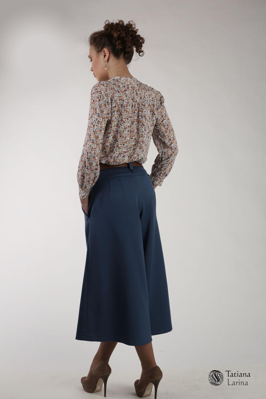 Теплые юбки брюки