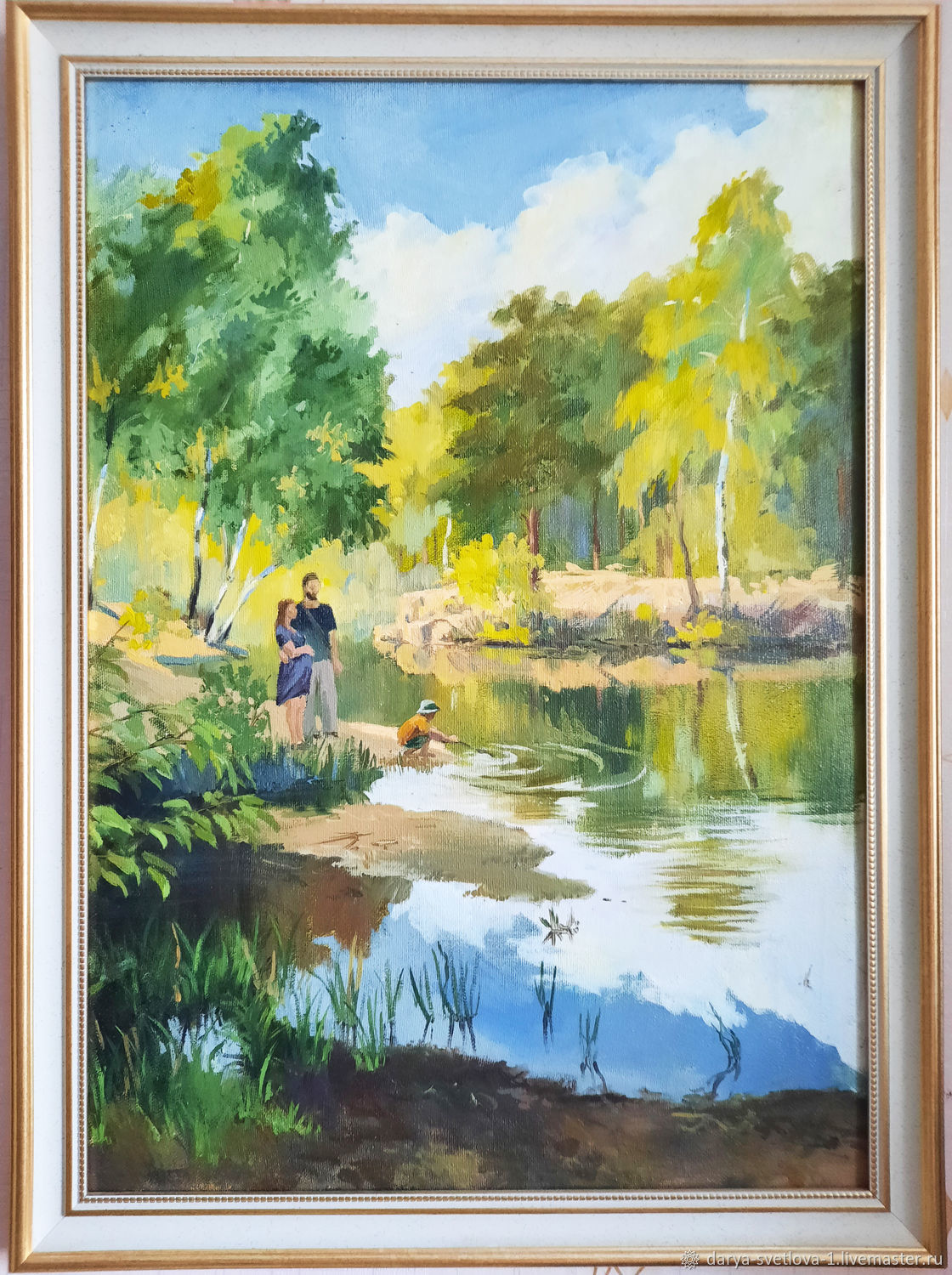 The Painting 'Idyll', Pictures, Chelyabinsk,  Фото №1