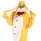 Субкультуры handmade. Livemaster - original item Costume kigurumi Sunny Bunny SUNNY BUNNY KIGU. Handmade.