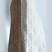 Одежда ручной работы. Ярмарка Мастеров - ручная работа юбка, просто вязаная юбка.... Handmade.