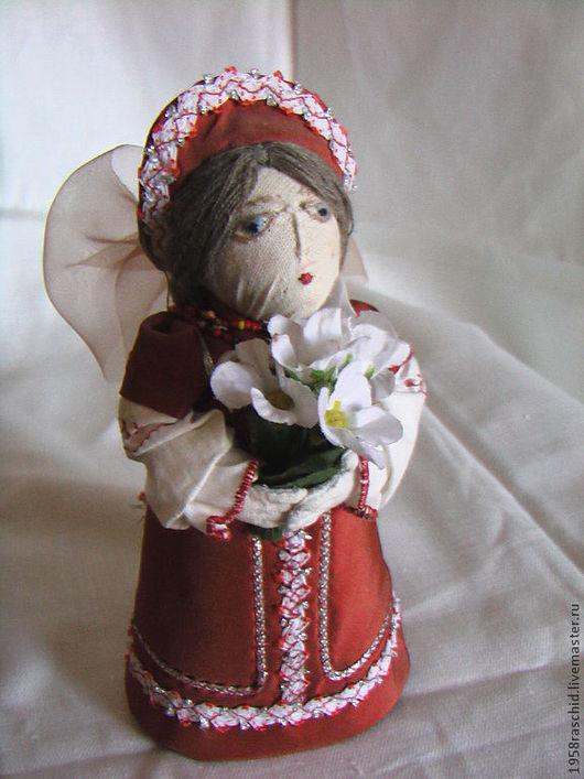 """Народные куклы ручной работы. Ярмарка Мастеров - ручная работа. Купить Девочка (коллеция """"Русские женщины). Handmade. Народная игрушка"""