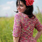 "Одежда ручной работы. Ярмарка Мастеров - ручная работа Пуловер ""Roses in Bloom"". Handmade."