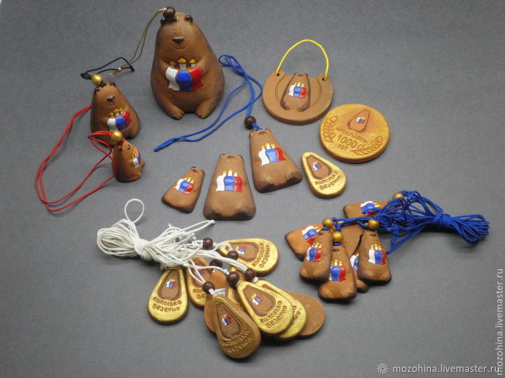 сувениры из ярославля что привезти фото город