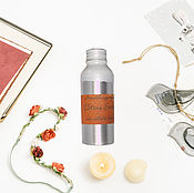 "Косметика ручной работы handmade. Livemaster - original item Aromatherapy organic anti-cellulite body oil ""Citrus Sorbet"". Handmade."