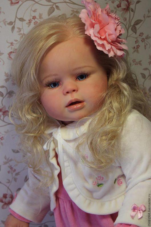Куклы-младенцы и reborn ручной работы. Ярмарка Мастеров - ручная работа. Купить Виталиночка  Peggy by Regina Swialkowski. Handmade.