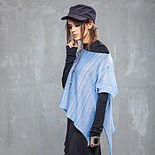 Одежда handmade. Livemaster - original item KN_015 Blouson sleeveless