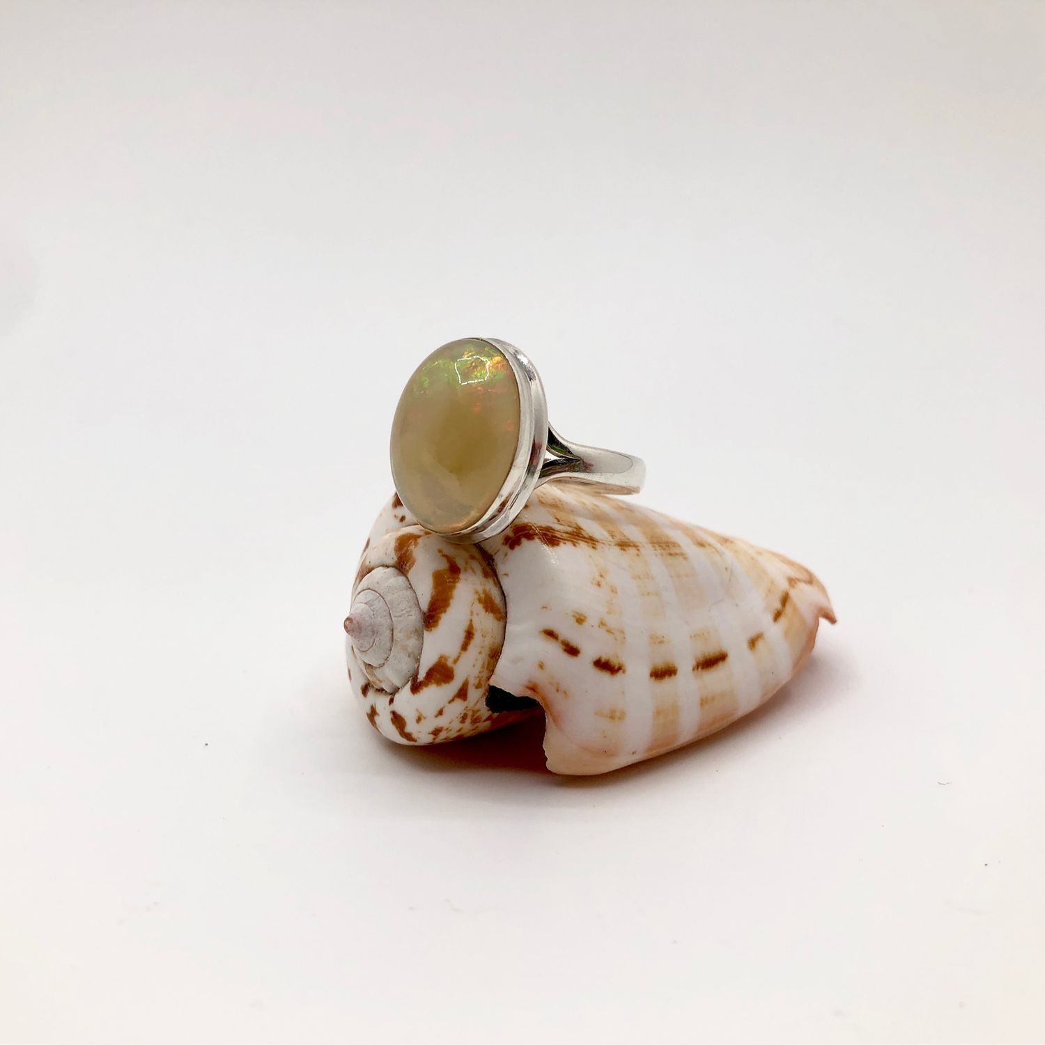 Ring with Opal, Rings, Feodosia,  Фото №1