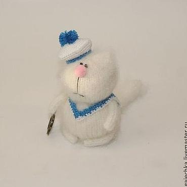 Куклы и игрушки ручной работы. Ярмарка Мастеров - ручная работа Кот-Моряк. Handmade.