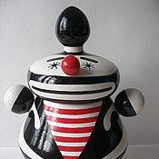 Подарки к праздникам ручной работы. Ярмарка Мастеров - ручная работа клоун. Handmade.