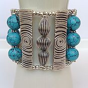 Украшения handmade. Livemaster - original item Bracelet made of natural stones in the Eastern style Sultanim 2.. Handmade.