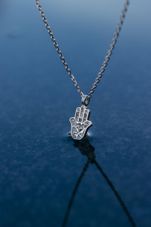 Hamsa Pendant | 925 Sterling Silver, Pendant, Moscow,  Фото №1