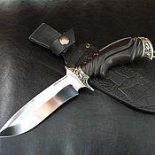 Сувениры и подарки handmade. Livemaster - original item KNIFE the Leader. Handmade.