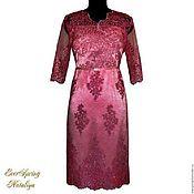 Одежда handmade. Livemaster - original item lace gown jacqueline. Handmade.