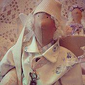 Куклы и игрушки ручной работы. Ярмарка Мастеров - ручная работа Тильда Сплюшки для Татьяны. Handmade.