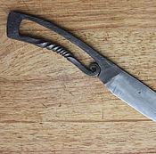 Сувениры и подарки handmade. Livemaster - original item knife forged. Handmade.