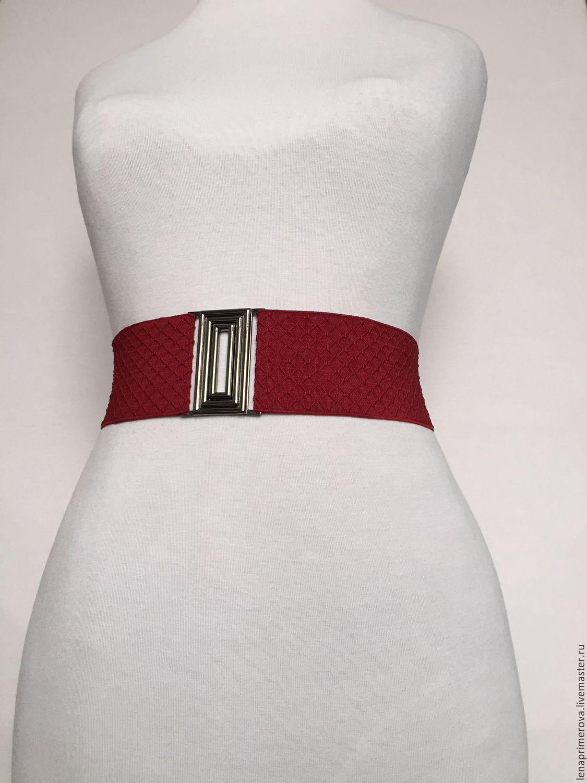 Ремень своими руками из широкой резинки с пряжкой кожаный ремень в тольятти