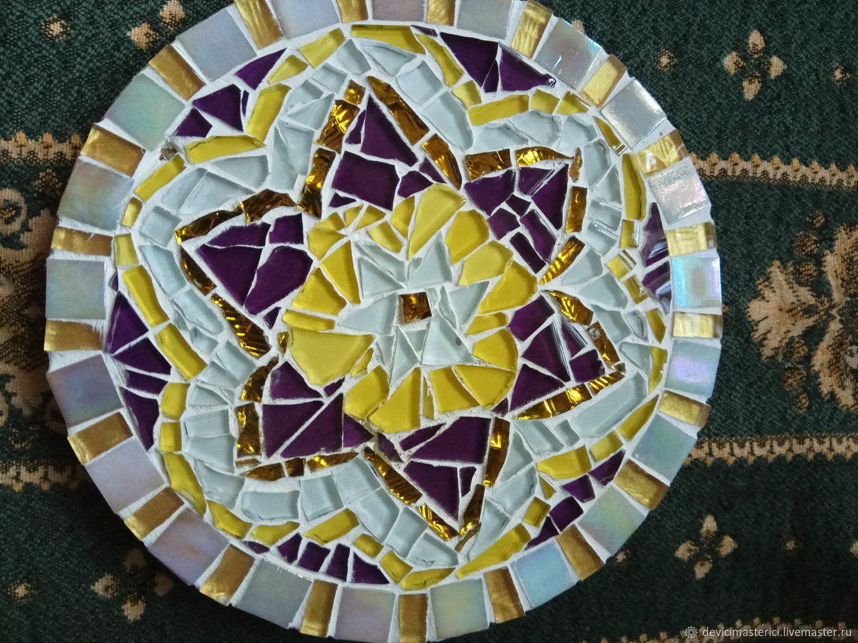Подставка мозаика