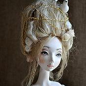 Куклы и игрушки ручной работы. Ярмарка Мастеров - ручная работа Авторская коллекционная кукла Птица. Handmade.