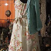 Винтажная одежда: платья, костюмы, блузки изоражения