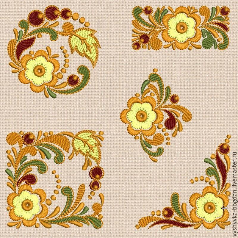 Дизайн вышивки для официальный сайт 721