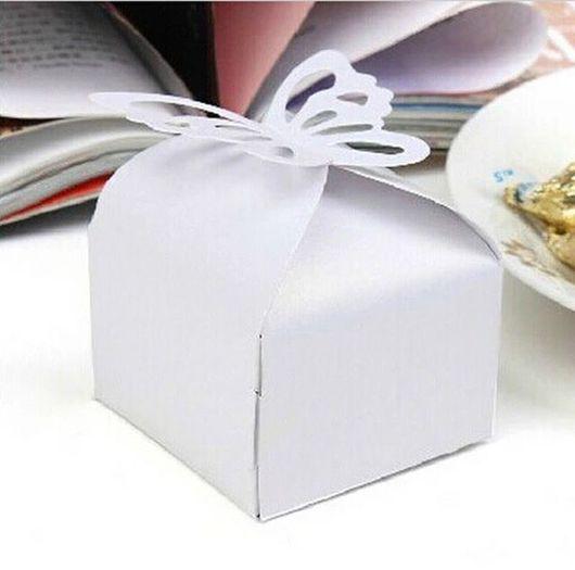 Упаковка ручной работы. Ярмарка Мастеров - ручная работа. Купить коробочка бабочка. Handmade. Картон, упаковка, упаковка подарка