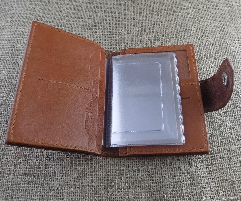Wallet-purse for avtodokumentov, Wallets, Smolensk,  Фото №1